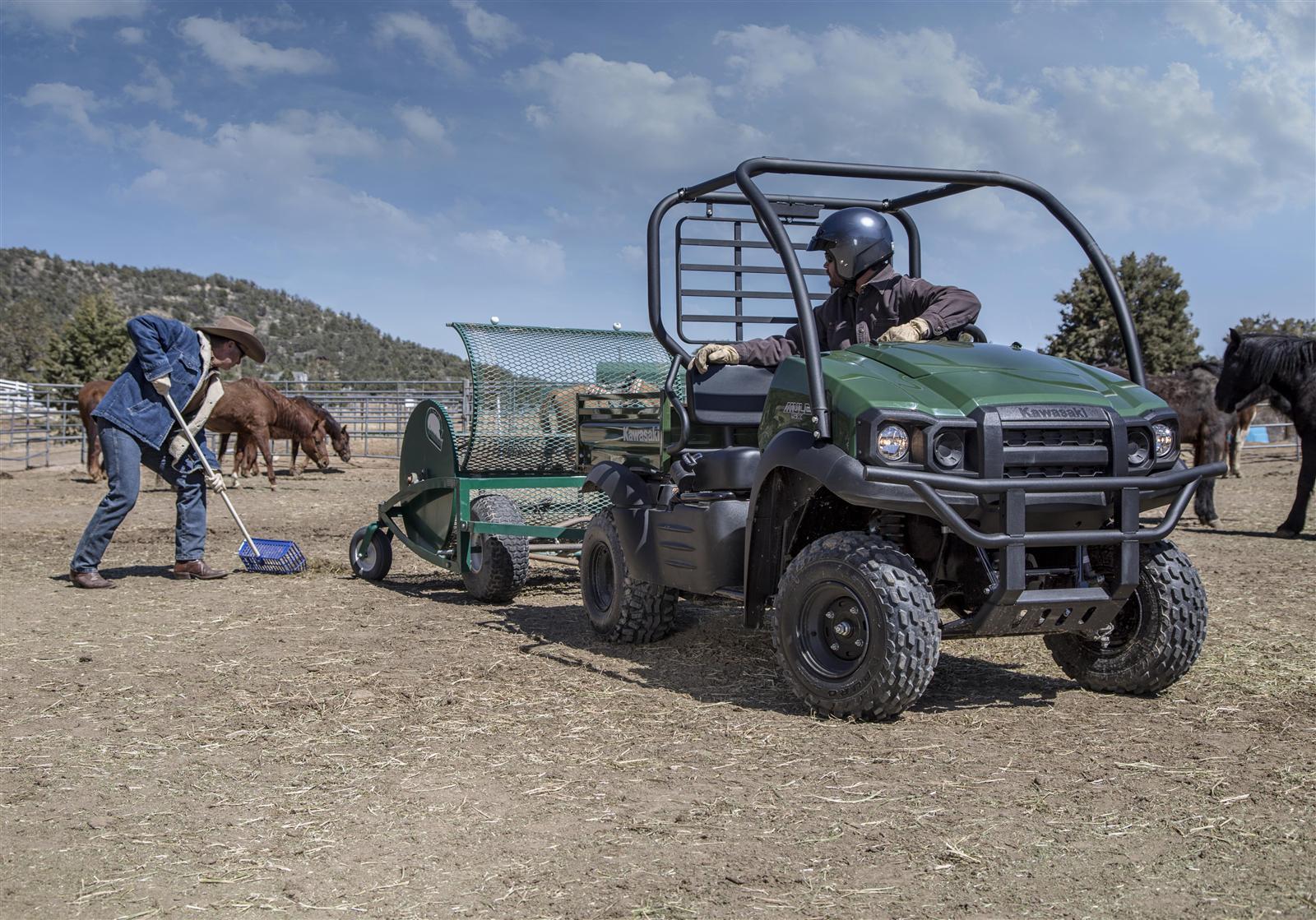 Mule 400