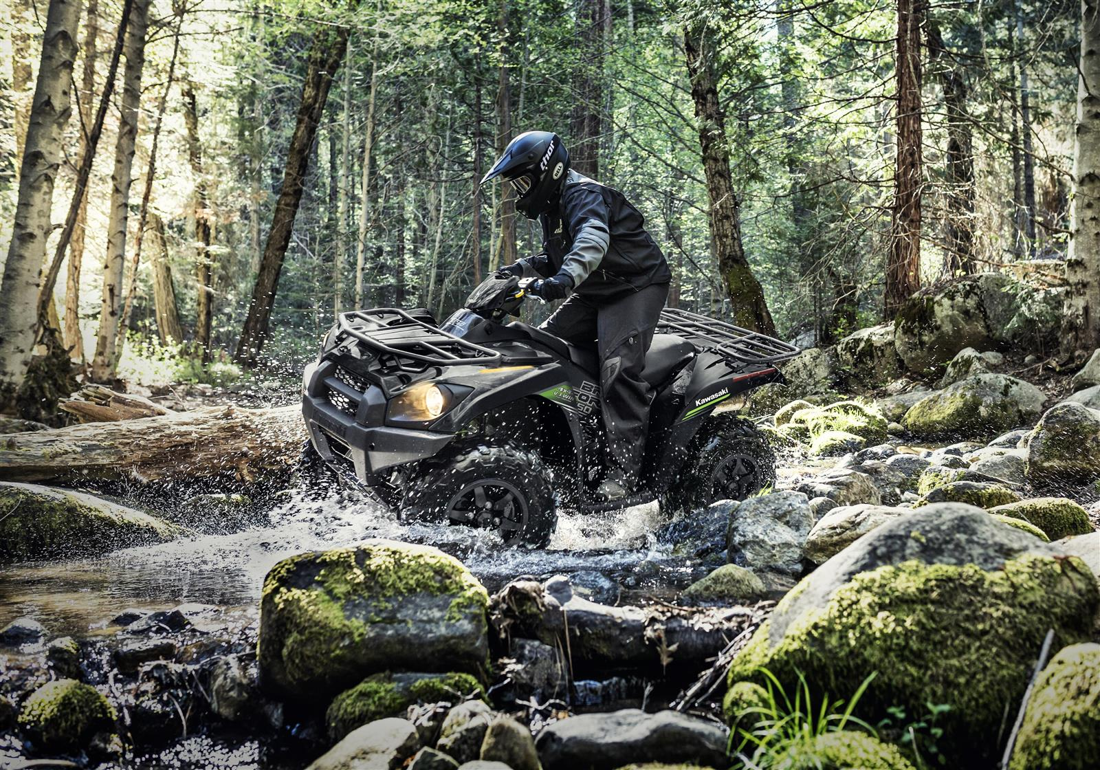 ATV 350 till 750cc